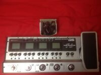 Zoom effects pedal