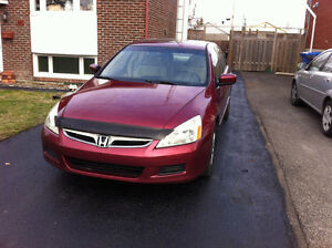 2006 Honda Accord V4 Great Condition Very clean.