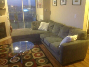 L- Shape Sectional. Great condition