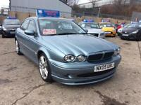 Jaguar X-TYPE 2.0D LE 2005MY XS **FINANCE AVAILABLE**