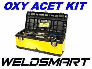 PREMIUM OXYGEN ACETYLENE GAS CUTTING & WELDING OUTFIT COMET CIG Canning Vale Canning Area Preview