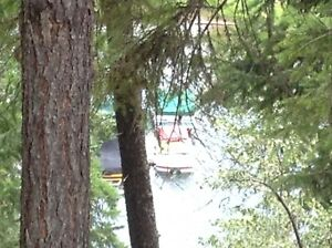 Lake View Lot at Moyie Lake in the spectacular Kootenays