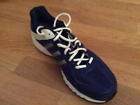 Adidas Duramo 4 PrimeInk/Purple women size 8