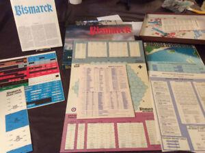 Avalon Hill Naval wargames