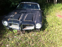 1970 firebird for sale