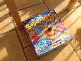 Soggy doggy children's game