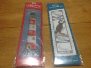 Lighthouse Bookmark Kits