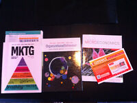 1st year Business Text Books