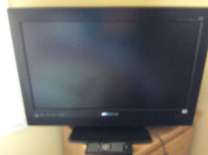 For sale 26 in  Sansui  TV  HDMI input with build in DVD player