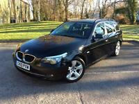 BMW 520 2.0TD Touring 2009MY d SE Business Edition New Mot