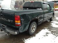 2001 Chevrolet C/K Pickup 1500 EXT CAB Pickup Truck