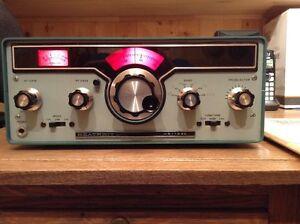 Radio amateur  -HEATHKIT HR-1680