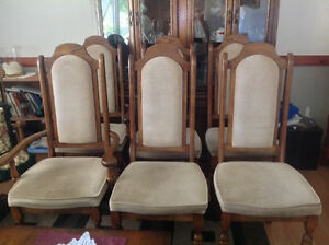 Dining Room chairs for sale Peterborough Peterborough Area image 1