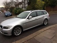 BMW 330D DIESEL ESTATE AUTOMATIC FULLY LOADED GREAT SPEC DRIVES LIKE NEW FULL POWER FACE LIFT MODEL