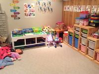 Full Time Daycare Spots Available