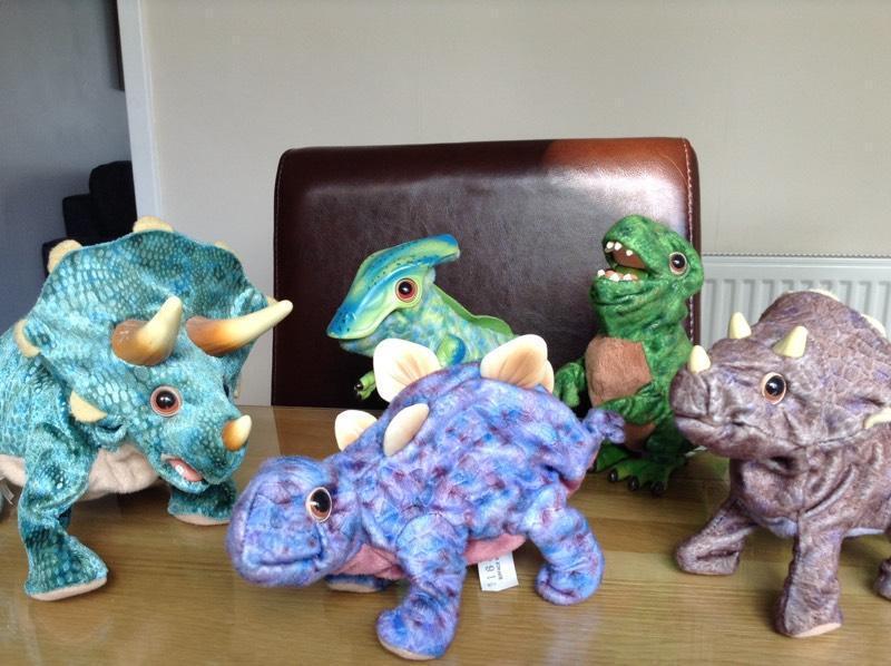 Dinosaur Hatchlings