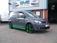 VOLKSWAGEN CADDY SWB RADIO ACTIVE EDITION CUSTOM VAN NOT SPORTLINE OR EDITION 30