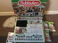 Subbuteo Italia 90 set