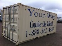 Barrie/ Orillia  storage container rentals from 80.00 per month