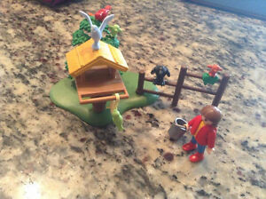 Playmobil Bird Feeder (#4203)