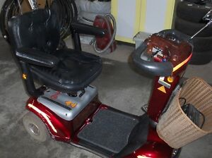 Shoprider Deluxe Mobility Scooter