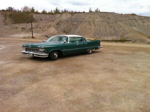 1957 Chrysler Imperial Southampton