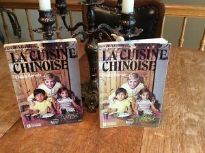 La cuisine chinoise par Lizette Gervais poste