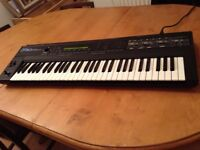 ROLAND D50 Classic vintage synth in good condition