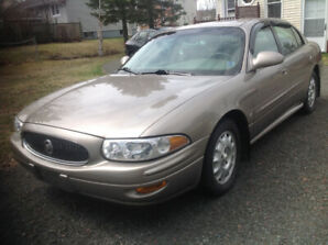 For Sale: 2002 Buick Lesabre with only 59406 kilometers