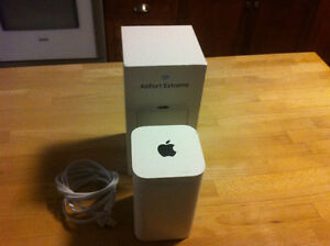 Apple AirPort Extreme 802.11 AC Wi-Fi Router St. John's Newfoundland image 1