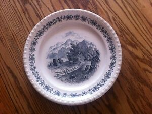 Collectible Antique Plates, Picture Oakville / Halton Region Toronto (GTA) image 3