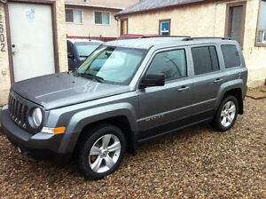 2013 JEEP PARIOT 4X4 ONLY 112000 KMS IMMACULATE SHAPE!!