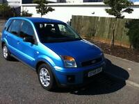 Ford Fusion 1.4 2007.25MY Zetec Climate