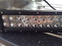 LED lightening bar