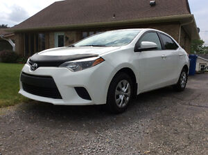 2016 Toyota Corolla Berline 1.8L Automatique