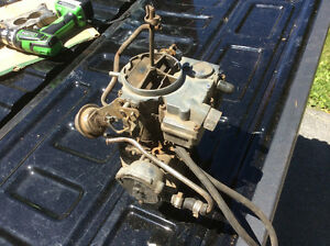 Chev 2 barrel carburetor