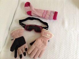 Ski accessories bundle