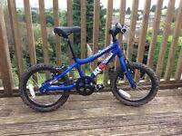 Kids Ridgeback MX 16 inch mountain bike