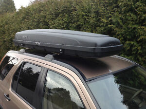 KARRIETE CARTOP SKI & CARGO CARRIER