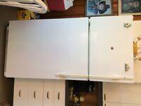 Réfrigirateur blanc 18 pieds cubes