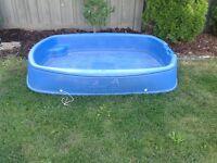 Step 2 splash centre pool