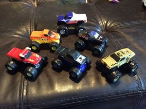 BUBBA - Hot Wheels, Monster Trucks, etc #003