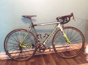 Cannondale Supersix evo hi mod