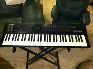 Alesis QS6 Keyboard/Synthesizer