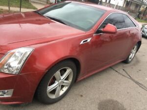 2014 Cadillac CTS Sport Coupe Premium Collection