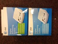 2 AT & T Answering Machine & 1 GE Phone with Answering Machine