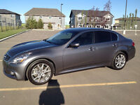 2012 Infiniti G37xS Sport, Loaded Sedan, Every Option Available