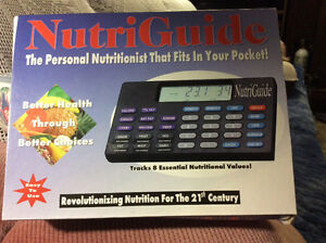 Nutriguide nutrition device
