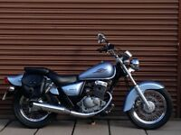 Suzuki Marauder GZ 125 Only 1072miles. Nationwide Delivery Available..