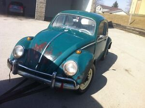 IN NEED OF PARTS FROM 1961-1966 BEETLE VOLKSWAGEN PARTS